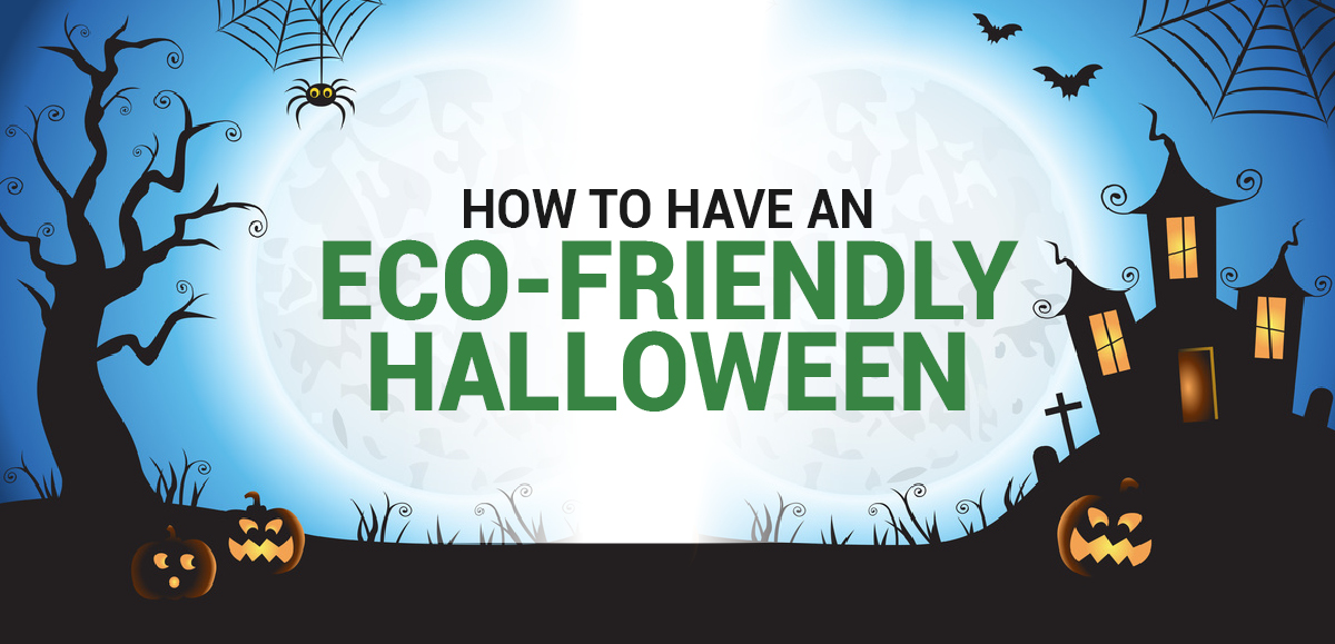 How To Have An Eco-Friendly Halloween