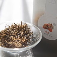 Fox Tail 2015 Spring Feng Qing Golden Tip Dian Hong Black Tea from Bitterleaf Teas