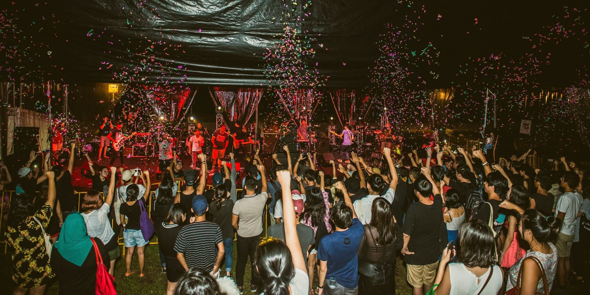100 Bands reveals their cool venue and 2nd wave lineup, including A Vacant Affair, Generation 69 & lots more