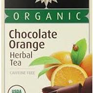 Organic Chocolate Orange Herbal Tea from Stash Tea Company