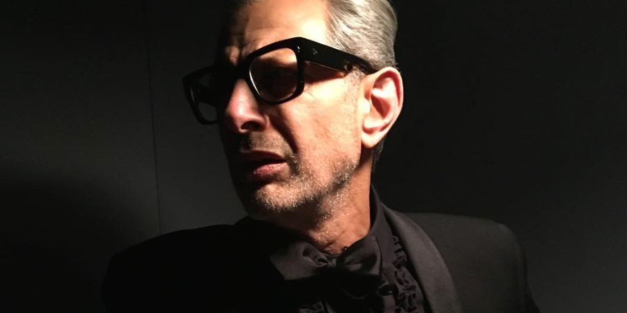 Music... finds a way: Jeff Goldblum to release debut album this year