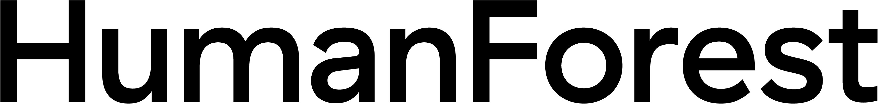HumanForest Company Logo