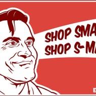 SHOP SMART. . SHOP S-MART! from Custom-Adagio Teas