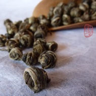 Jasmine Dragon Pearl Green Tea from Chawangshop