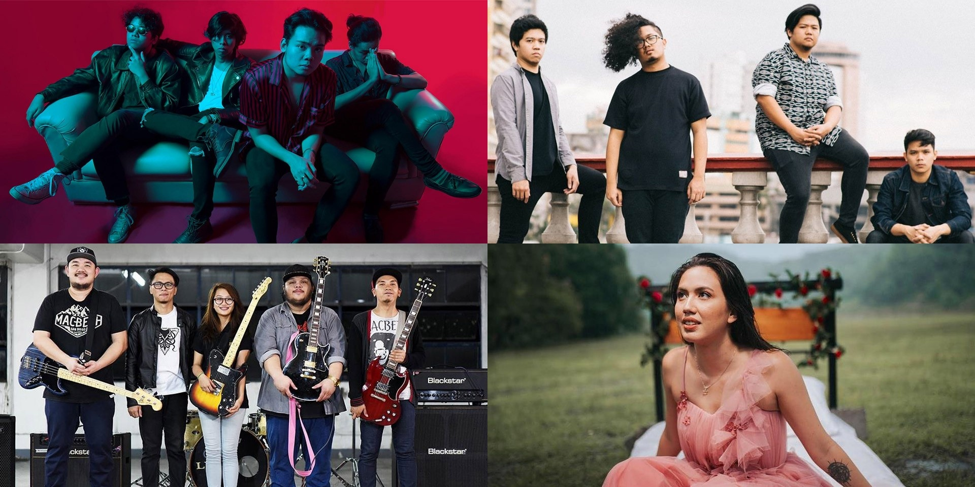 One Click Straight, St. Wolf, Mayonnaise, Julz Savard, and more to relaunch shows at Upperhouse