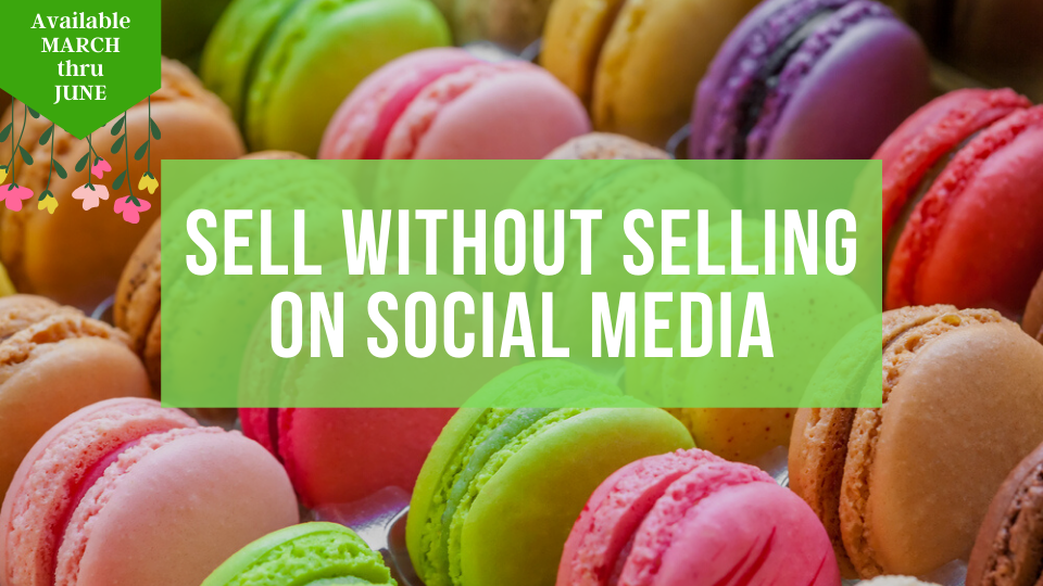 Learn to develop a marketing plan for your business on social media from the Sugar Coin Academy, Business Training for Bakers and Sweet Makers.