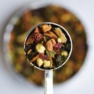 Peach & Elderflower Bellini from Bird & Blend Tea Co.