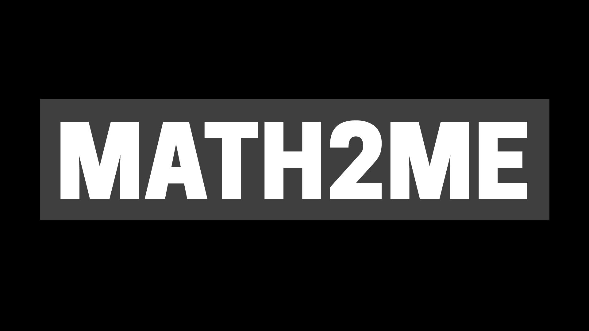 logo math2me