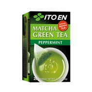 Matcha Green Tea Peppermint from Ito En
