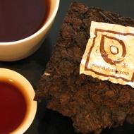 Mandala Tea 2011 Old Tea Nugget 250 gram brick from Mandala Tea