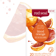 Blood Orange Hot or Cold Brew from Red Seal Tea
