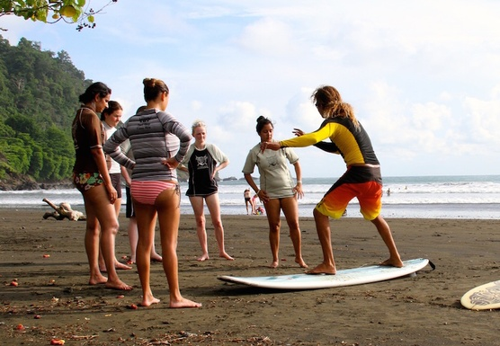 6-Day Surf and Yoga Retreat