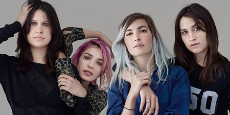 Warpaint to play only Southeast Asian show in Indonesia