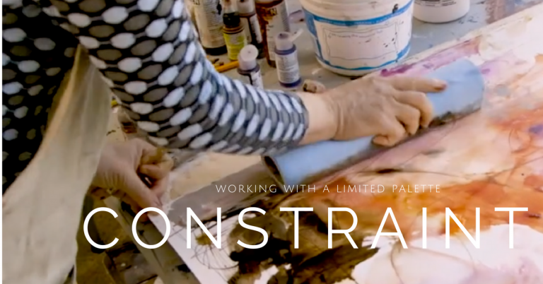 Studio Journey: Working With Constraint