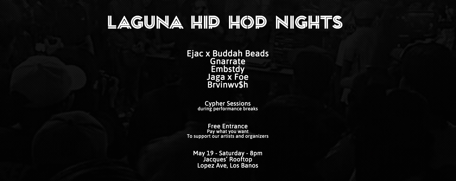 Laguna Hip Hop Nights