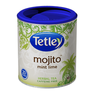 Mojito Mint Lime from Tetley