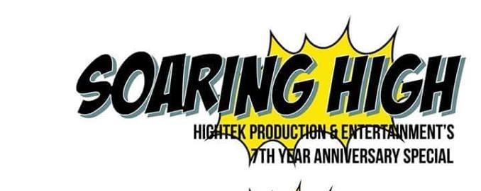 Soaring High: Third Leg
