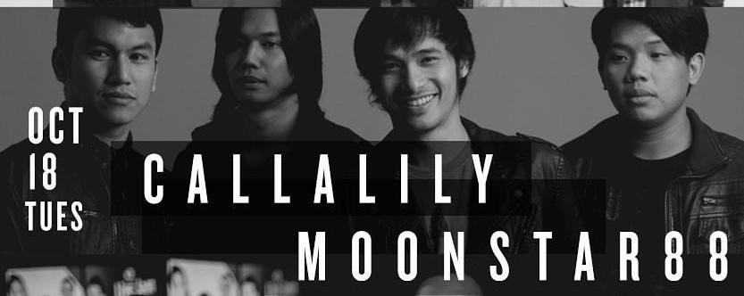 6 Cyclemind, Callalily, Moonstar 88