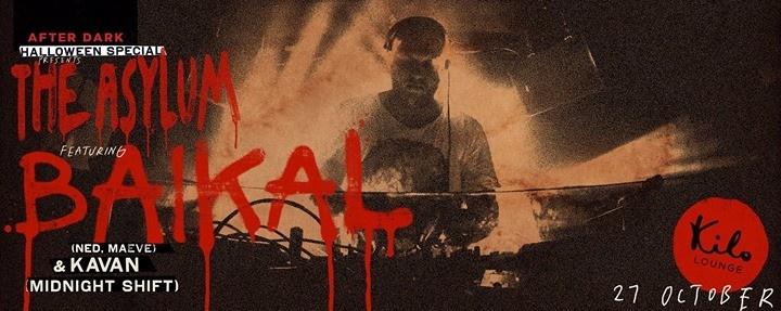 After Dark Halloween Special with Baikal (NED, Maeve) & Kavan