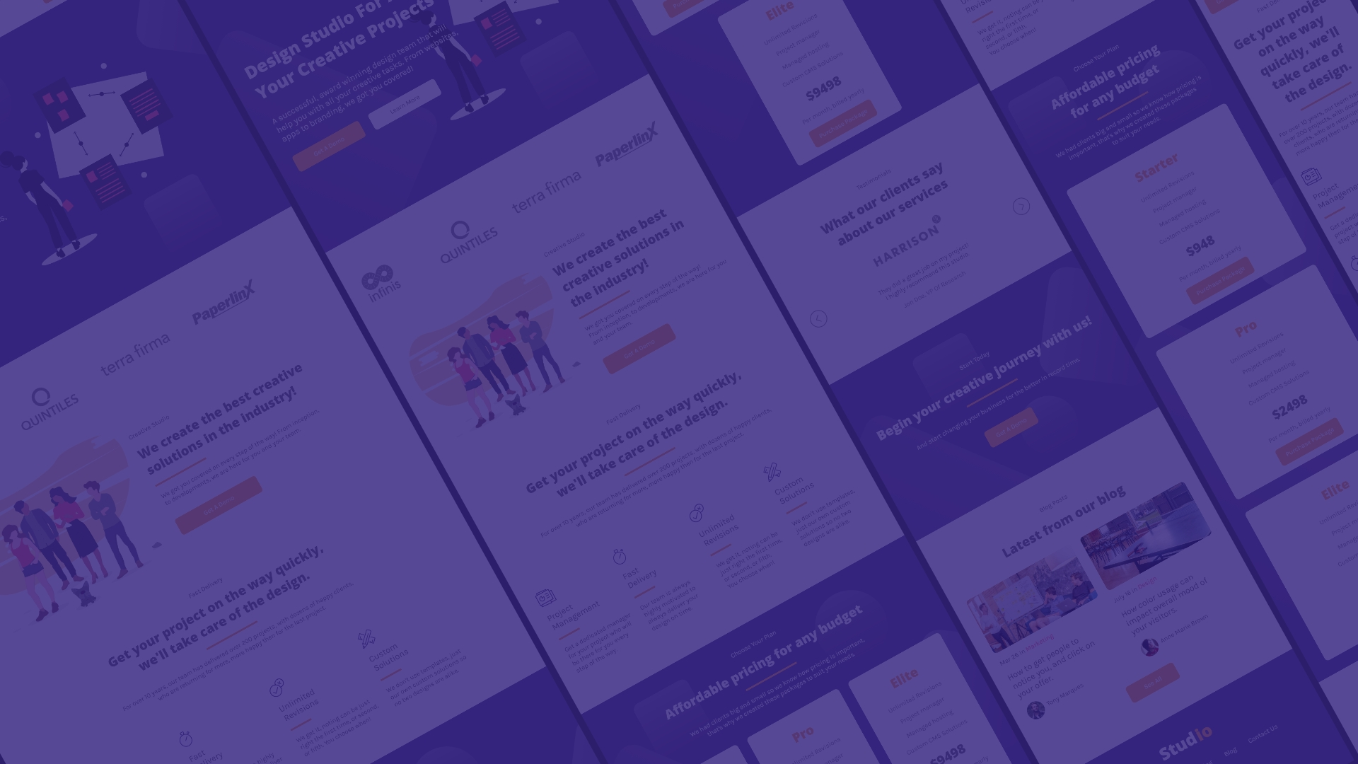 Responsive Website Design In Adobe Xd