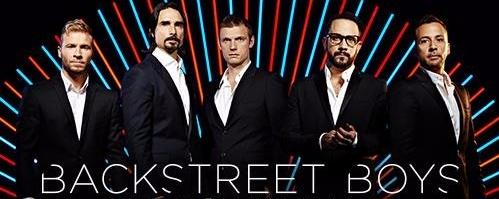 Backstreet Boys: Larger Than Life Singapore