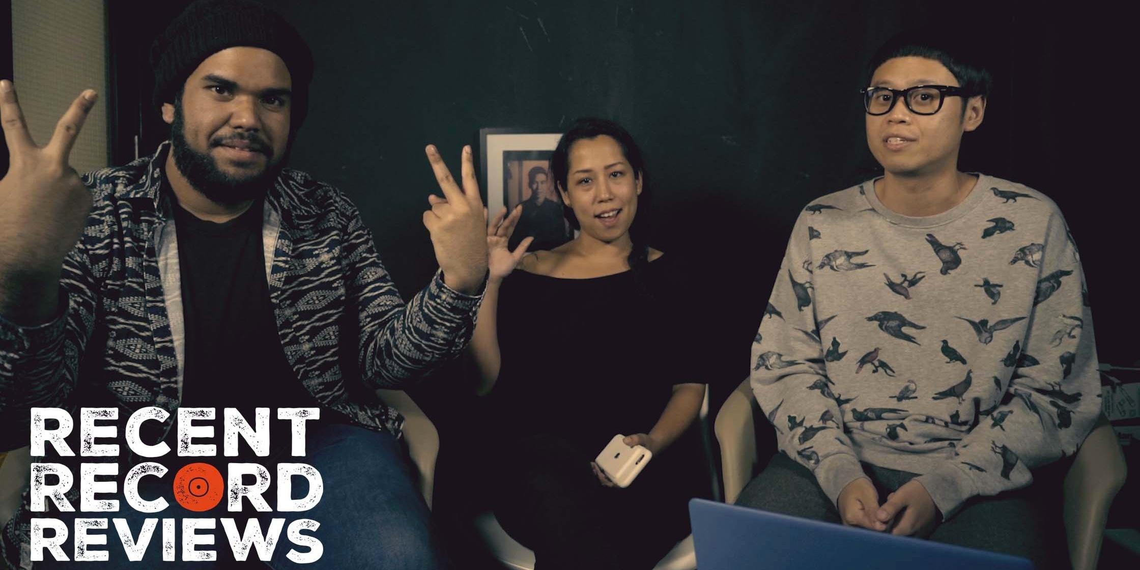 WATCH: Bandwagon Recent Record Reviews #016 - These Brittle Bones, Ash Koosha, DJ Rashad
