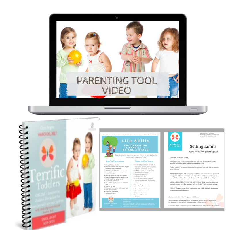 Informative Parenting Videos & Helpful Handouts