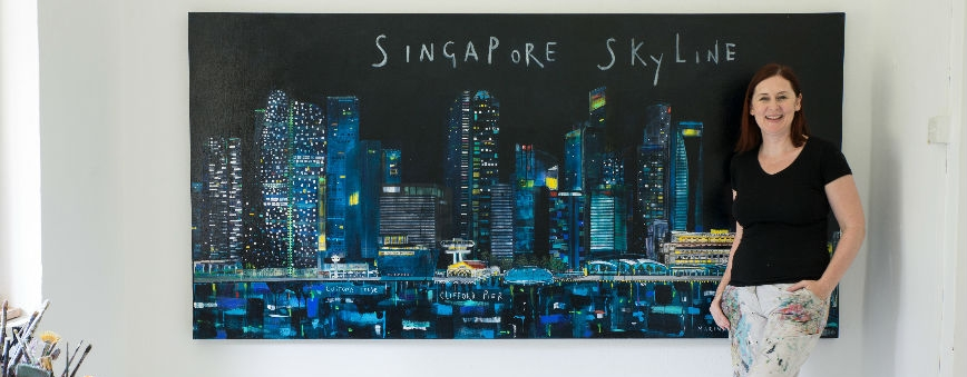 Clare Haxby Fine Art & Prints cover image | Singapore | Travelshopa