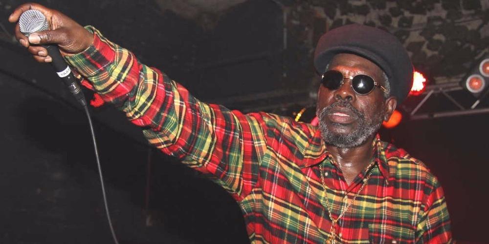 "Jamaica's ""dancehall godfather"" Johnny Osbourne heads to Singapore"