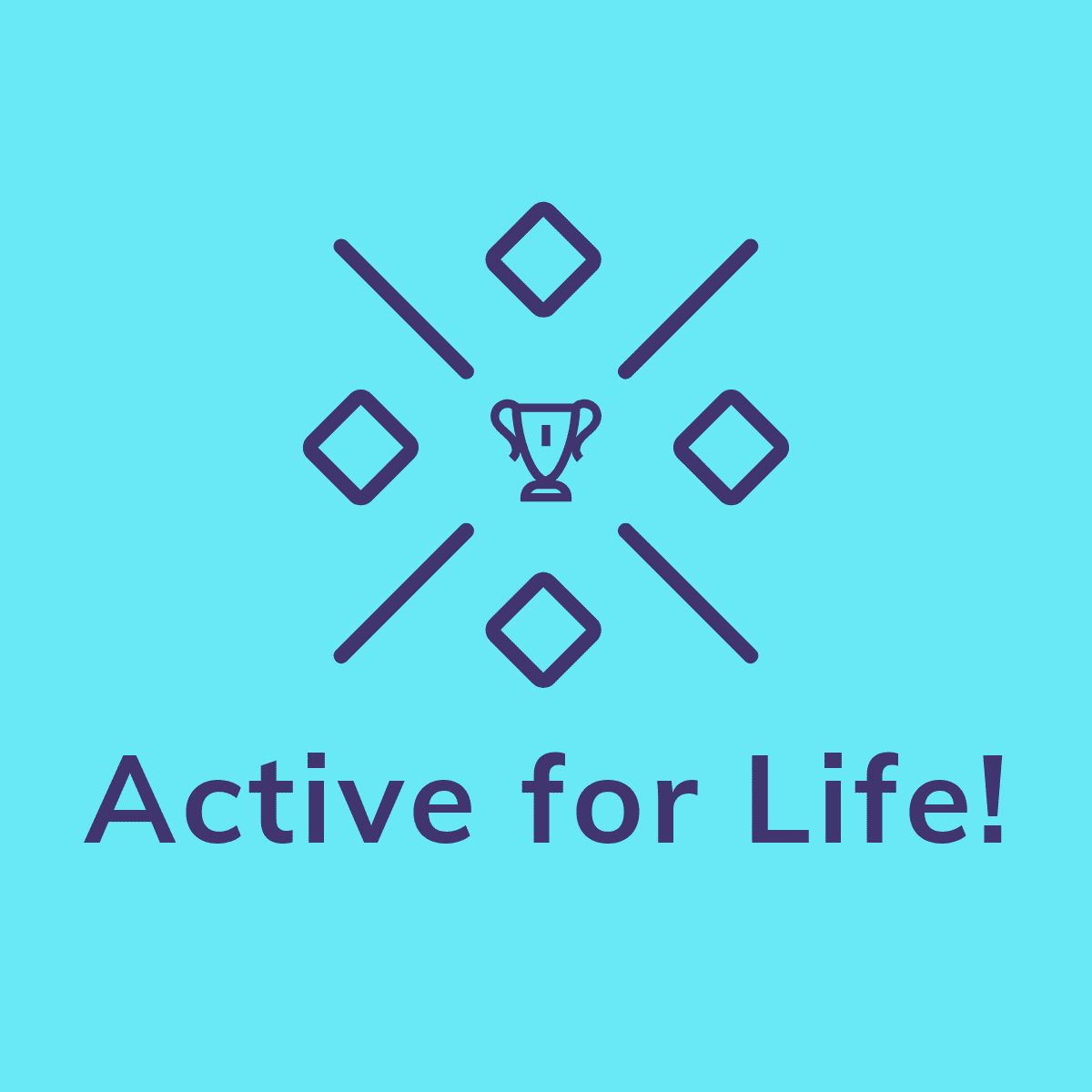 Active For Life! (Hr. 4) Logo