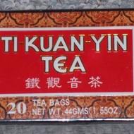 Ti-Kuan-yin Tea from Shantou Tea