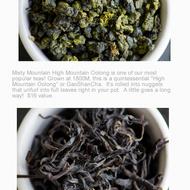 Farmer Lee's Black Tea from Sun-Moon Lake from Beautiful Taiwan Tea Company