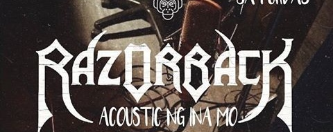 Razorback: Acoustic ng Ina Mo