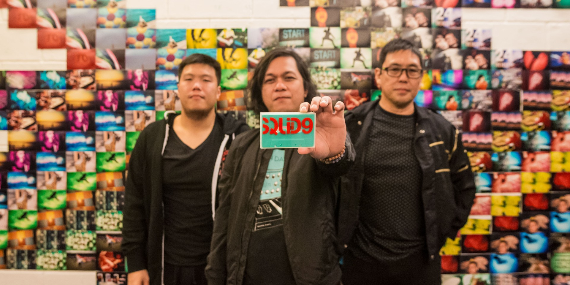 SQUID9 share stories behind new album, Circuit Shorts