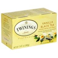 Vanilla Black Tea from Twinings