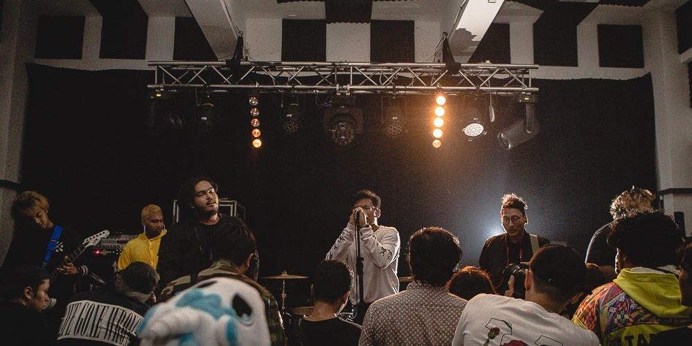 I, Devotion's Broken Home EP launch was a toast to Singapore metalcore - photo gallery