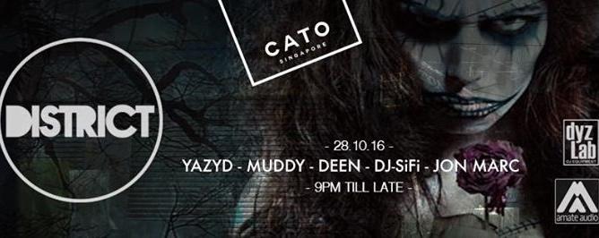 District ft. Yazyd, Deen, Muddy, DJ-SiFi & Jon Marc