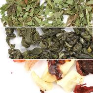 Moroccan Mint-Berry Iced Tea from Custom-Adagio Teas