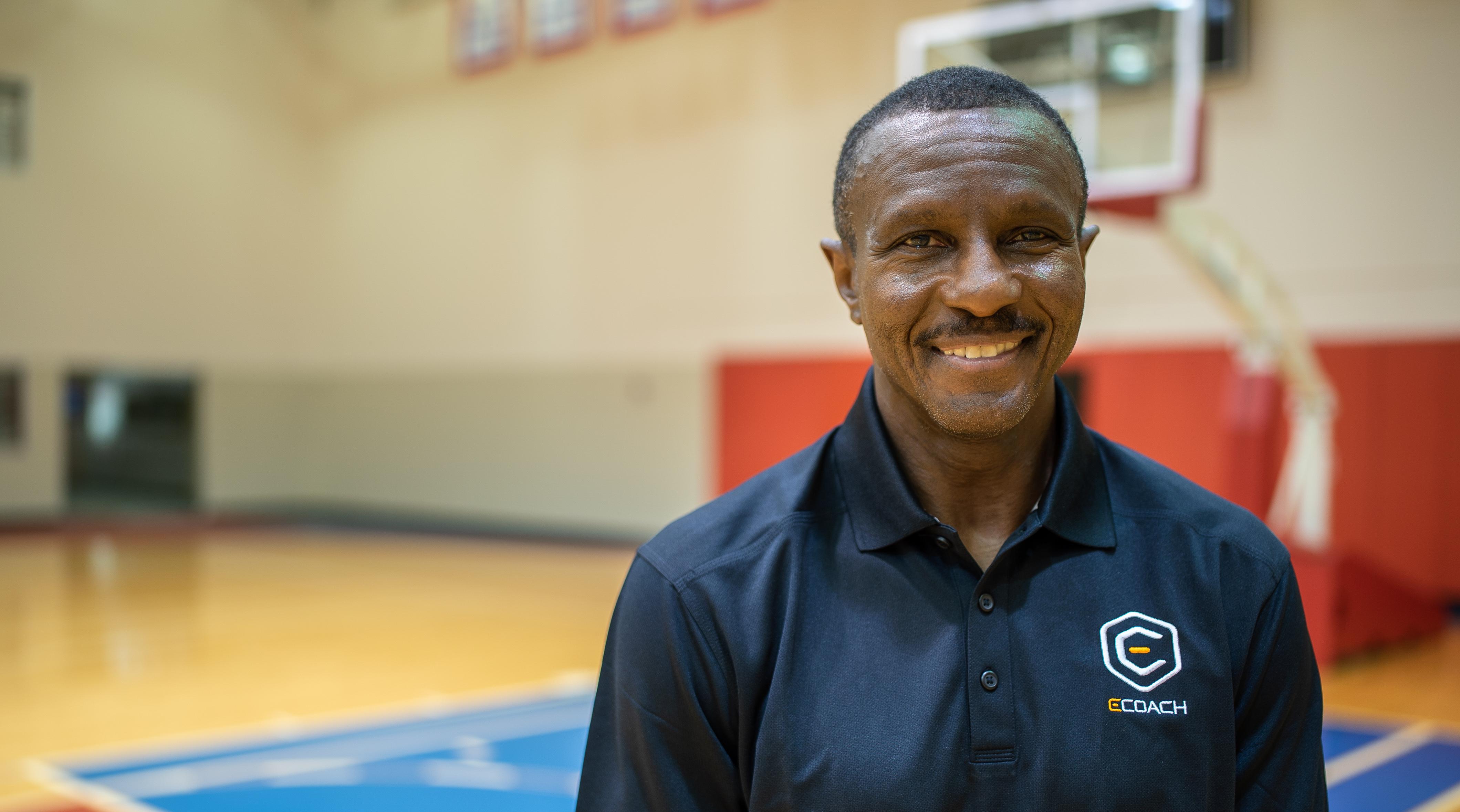Dwane Casey NBA Coach Detroit Pistons