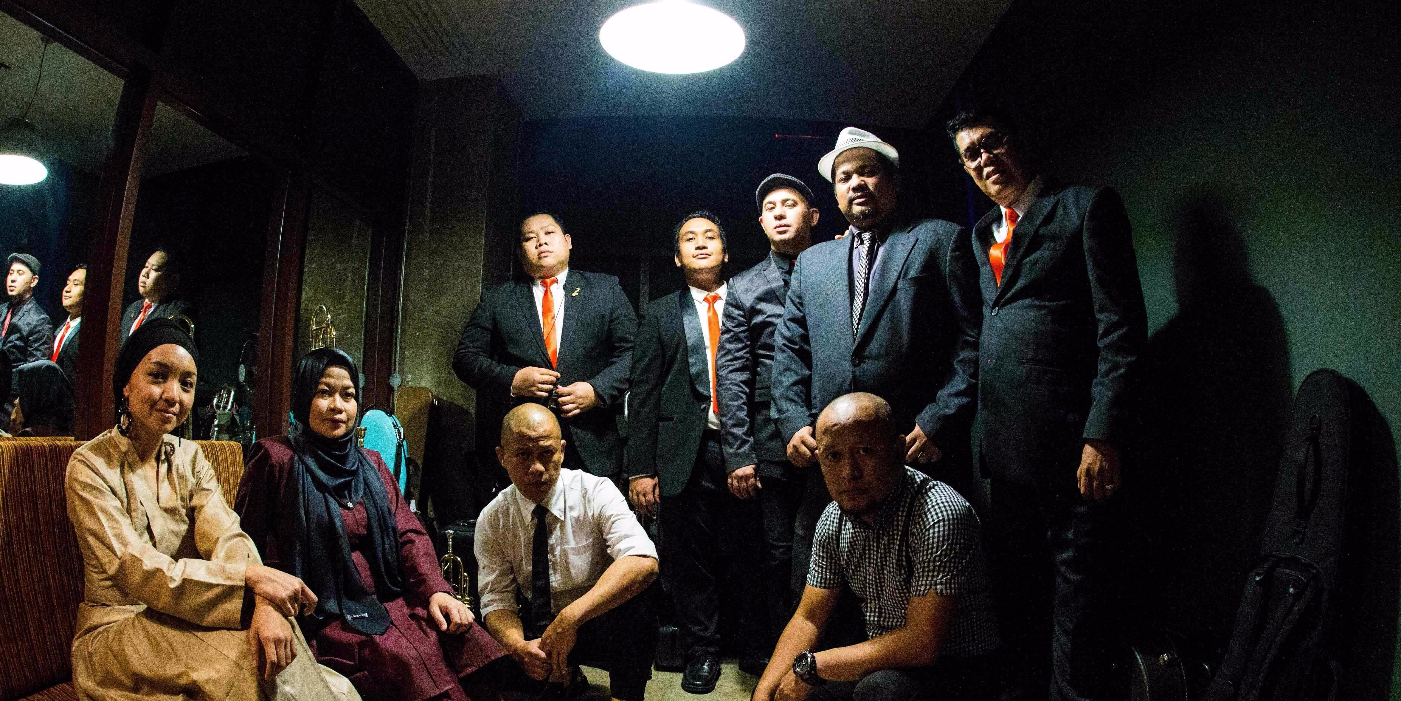 Legendary Malaysian ska band Gerhana Skacinta heads to Singapore for 18th anniversary showcase