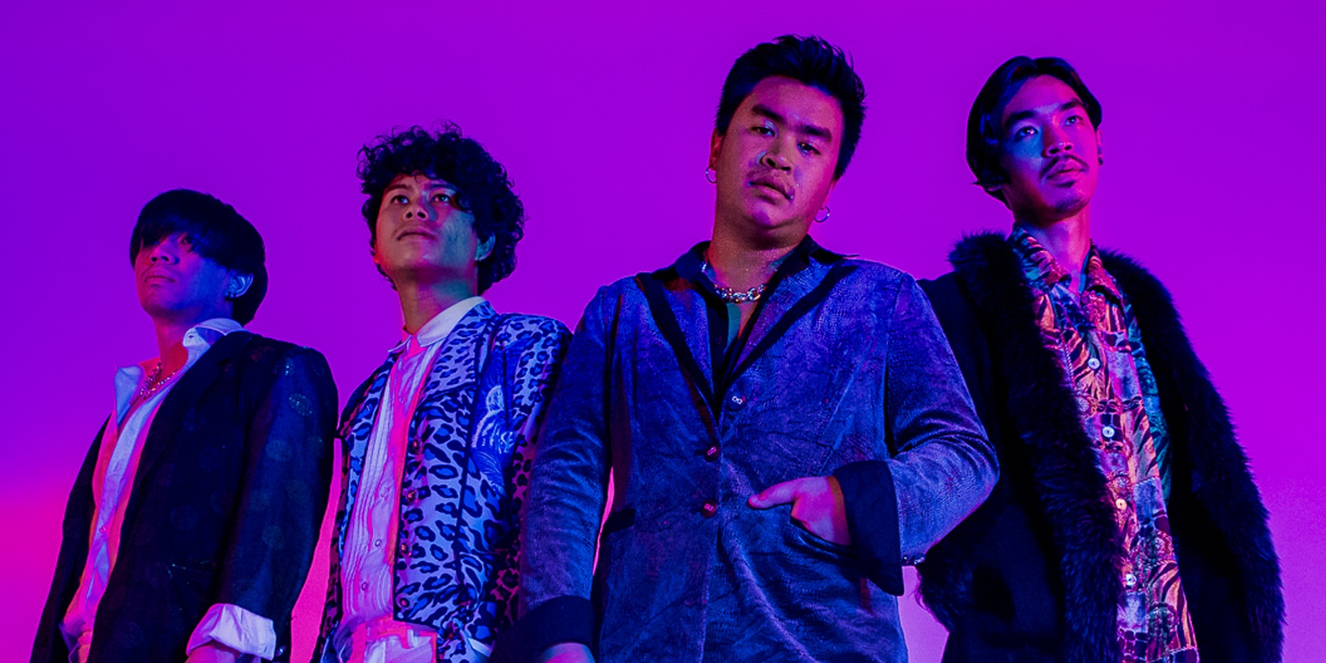 Pandarocketship brings some groovy Thai psychedelic rock to Singapore with The Whitest Crow