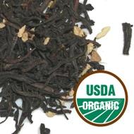 Organic Black Ginger from Tavalon Tea