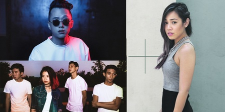 Sezairi, Gayle Nerva and Disco Hue kick off Marina Bay Sands' new concert series OPEN STAGE