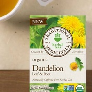 Organic Dandelion Leaf & Root from Traditional Medicinals