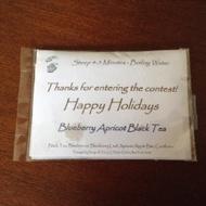 Blueberry Apricot Black Tea from Design a Tea