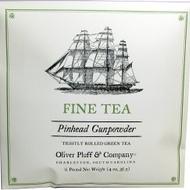 Charleston Colonial Tea - Pinhead Gunpowder Green Tea, 4 oz from Oliver Pluff & Company