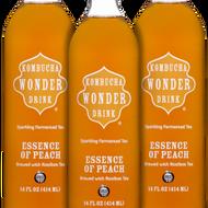 Essence of Peach from Kombucha Wonder Drink (KWD)