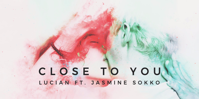 LISTEN: New York's Lucian recruits Jasmine Sokko for his fresh, future pop single 'Close To You'
