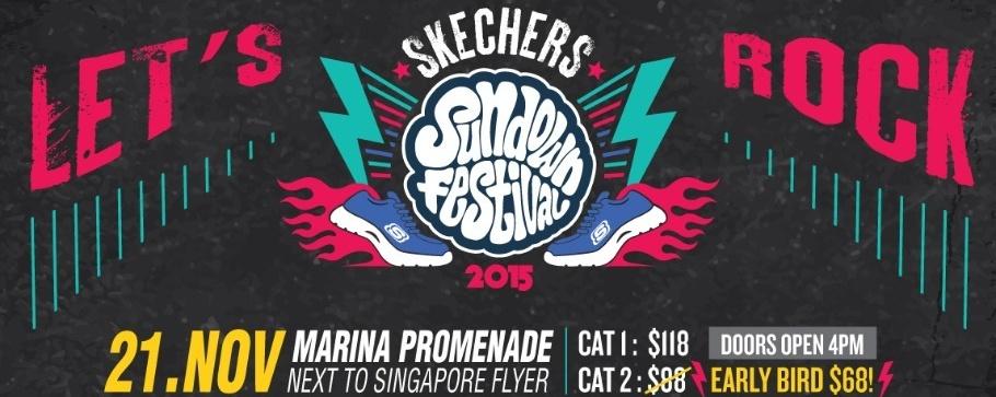 Skechers Sundown Festival 2015