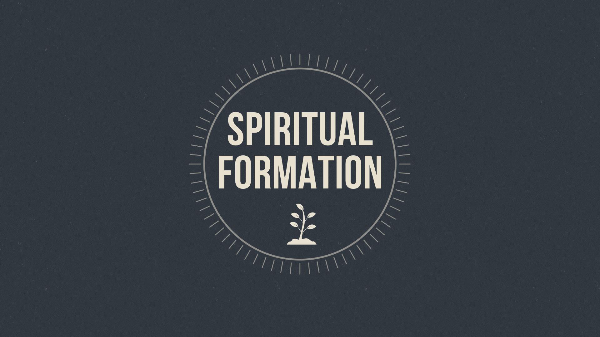 Spiritual Formation Course
